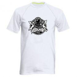 Мужская спортивная футболка Chemodan Clan Angels - FatLine