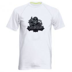 Мужская спортивная футболка Chemodan Clan Art - FatLine