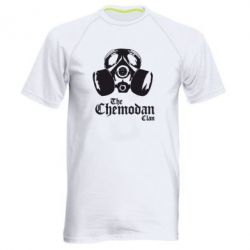 Мужская спортивная футболка Chemodan - FatLine