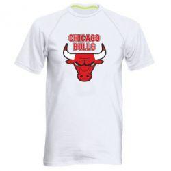 Мужская спортивная футболка Chicago Bulls vol.2 - FatLine