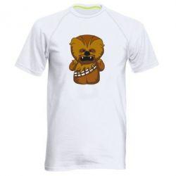 Чоловіча спортивна футболка Чубакка