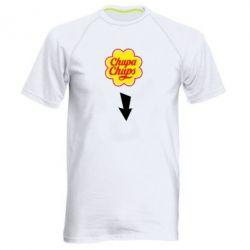 Мужская спортивная футболка Chupa Chups - FatLine