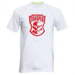Мужская спортивная футболка Clone Trooper - FatLine