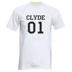 Мужская спортивная футболка Clyde 01