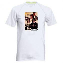 Мужская спортивная футболка Compton's NWA - FatLine