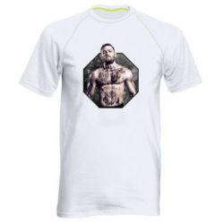 Мужская спортивная футболка Conor McGregor - FatLine