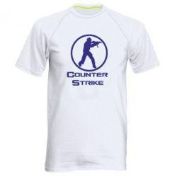 Мужская спортивная футболка Counter Strike - FatLine
