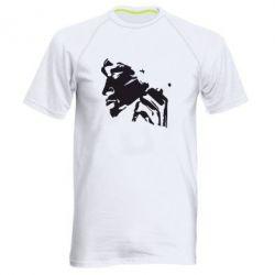 Чоловіча спортивна футболка Цой - FatLine