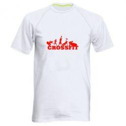 Мужская спортивная футболка Crossfit