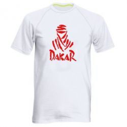 Мужская спортивная футболка Dakar - FatLine