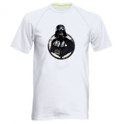 Мужская спортивная футболка Дарт Вейдер Арт - FatLine