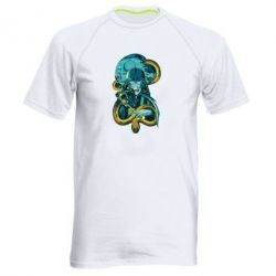 Мужская спортивная футболка Darth Vader is Lord Voldemort - FatLine
