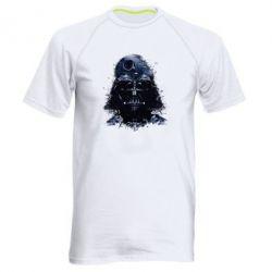 Мужская спортивная футболка Darth Vader Space - FatLine