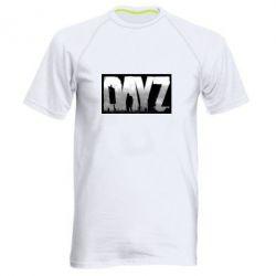 Мужская спортивная футболка Dayz logo - FatLine
