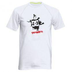 Мужская спортивная футболка DC Shoes - FatLine