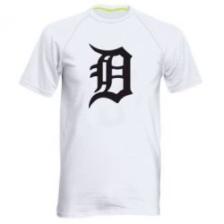 Мужская спортивная футболка Detroit Eminem - FatLine