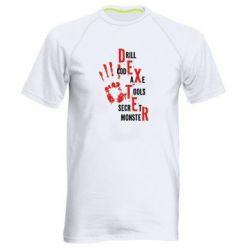 Мужская спортивная футболка Dexter - FatLine