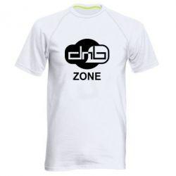 Мужская спортивная футболка DnB Zone - FatLine