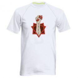 Мужская спортивная футболка Do what thou wilt - FatLine