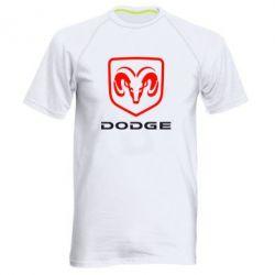 Мужская спортивная футболка DODGE - FatLine