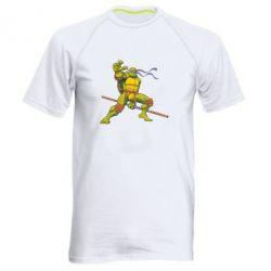 Мужская спортивная футболка Donatello - FatLine