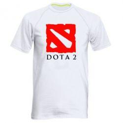 Мужская спортивная футболка Dota 2 Big Logo - FatLine