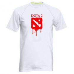 Мужская спортивная футболка Dota 2 Logo - FatLine