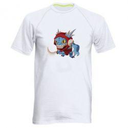 Мужская спортивная футболка Dota 2 Slark Art - FatLine