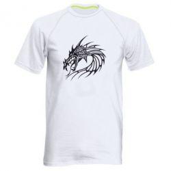 Мужская спортивная футболка Dragon - FatLine