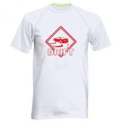 Мужская спортивная футболка Drift - FatLine
