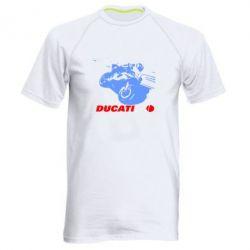 Мужская спортивная футболка Dukati - FatLine
