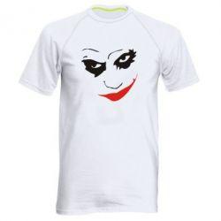 Мужская спортивная футболка Джокер - FatLine