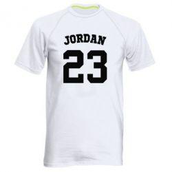 Мужская спортивная футболка Джордан 23 - FatLine
