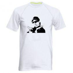 Мужская спортивная футболка Eazy-E Gunz - FatLine