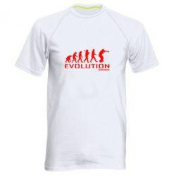 Мужская спортивная футболка Eminem Evolution - FatLine