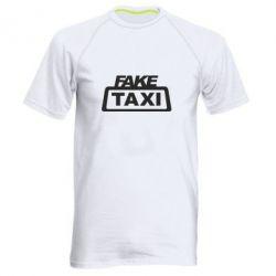 Чоловіча спортивна футболка Fake Taxi