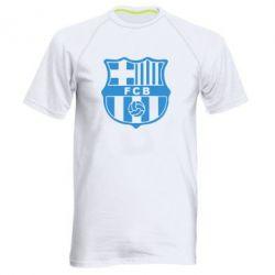 Купить Мужская спортивная футболка FC Barcelona, FatLine