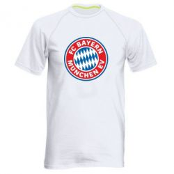 Мужская спортивная футболка FC Bayern Munchen - FatLine
