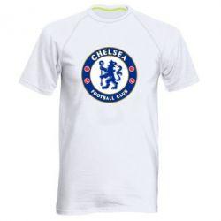 Мужская спортивная футболка FC Chelsea - FatLine