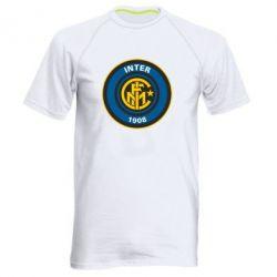 Мужская спортивная футболка FC Inter - FatLine