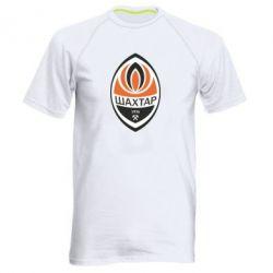 Мужская спортивная футболка ФК Шахтер - FatLine
