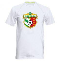 Мужская спортивная футболка ФК Ворскла Полтава - FatLine