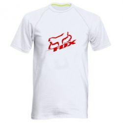 Мужская спортивная футболка FOX Racing - FatLine