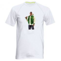 Мужская спортивная футболка Franklin Clinton