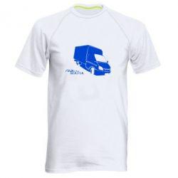 Мужская спортивная футболка Газель Мафия - FatLine