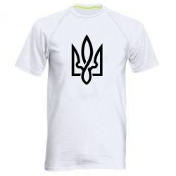 Мужская спортивная футболка Герб 2 - FatLine