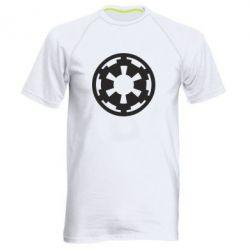 Мужская спортивная футболка Герб Империи - FatLine