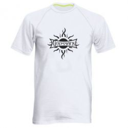 Мужская спортивная футболка Godsmack - FatLine