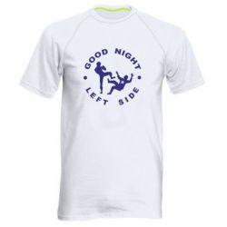 Мужская спортивная футболка Good Night - FatLine