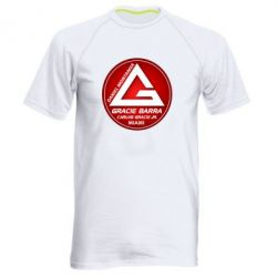 Мужская спортивная футболка Gracie Barra Miami - FatLine